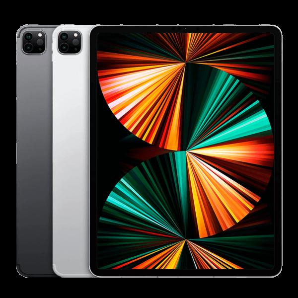 Apple iPad Pro 2021 12,9 256GB WiFi Plata