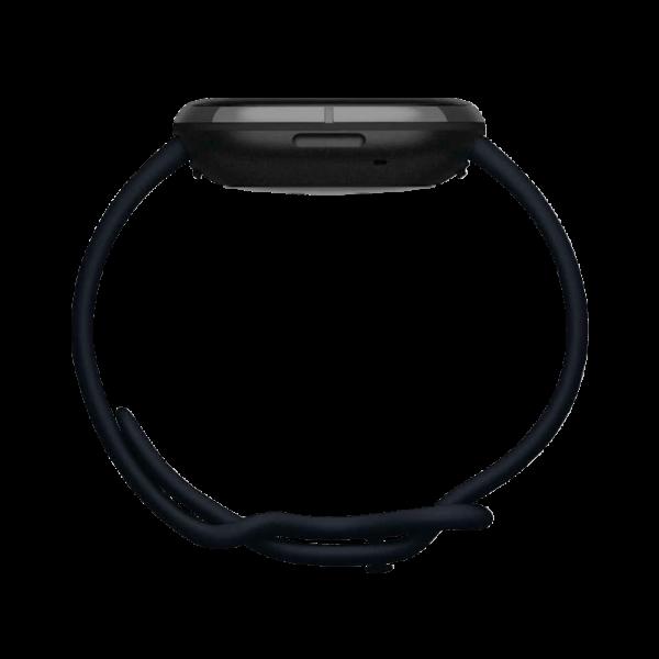 Fitbit Sense Acero Inoxidable Negro Grafito / Negro Carbón