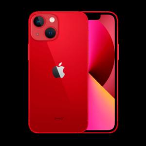 Apple iPhone 13 mini 512GB Rojo
